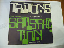"TRITONS(NEW TROLLS)""SATISFACTION -disco 45 giri FONIT 1973""PROG.IT/COVER"