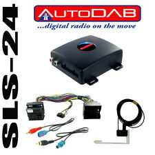 AutoDAB DAB Antenne Interface BMW 1er E81 E87 3er E90 E91 E92 E93 Business Radio
