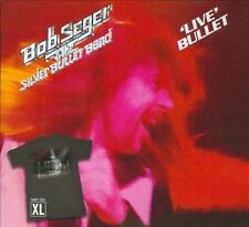 Live Bullet + t-shirt (XL), Bob Seger & The Silver Bullet, New Original recordin