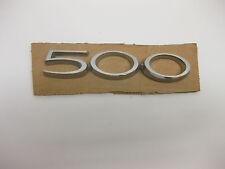 1960 FORD 500 FARILANE GALAXIE 5 0 0  EMBLEM 61 62 59 MAYBE, COOL CAR ART 1960s