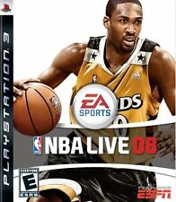NBA LIVE 08             -----   pour PS3  // US
