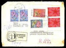 Yugoslavia 1979 Registered Cover To Germany #C7134