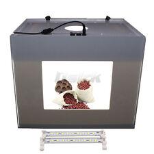 3PCS LED Studio Photography Light Softbox Box Photo Box MK50 D50 110V- 240V
