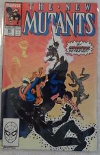 Marvel The New Mutants # 83 Dec 1989 ( CB # 44 )