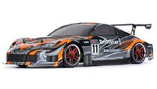 1/10 2.4Ghz Brushless Exceed RC Drift Star Electric RTR Drift Car 350 Orange