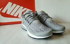 Nike Air Presto SE Woven trainers/sneakers. Men size 11. Grey