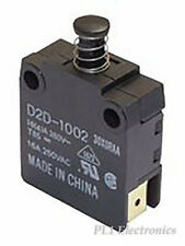 OMRON ELECTRONIC COMPONENTS   D2D1101   MICROSAFETY SWITCH, SPDB-NO/NC, PANEL