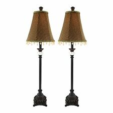 Aspire Home Accents 9638 Kiley Buffet Lamp (Set of 2)