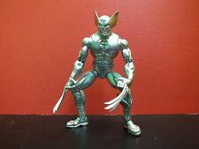 Marvel Legends Hasbro Silver Wolverine 25th Anniversary ToysRUs Exclusive LOOSE