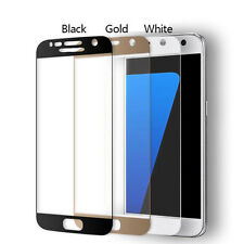 Premium Full Coverage Tempered Glass Screen Protector For Samsung Galaxy S7