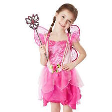 Melissa & Doug Flower Fairy age 3-6 yrs child role play fancy dress costume