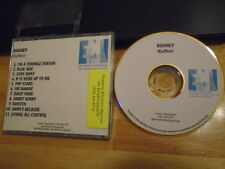 RARE ADVANCE PROMO Rooney 1st CD Kristen early song seq Taylor Locke & Roughs !