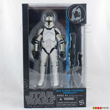 Star Wars The Black Series - Clone Trooper Sergeant (#07) 6-inch Hasbro figure