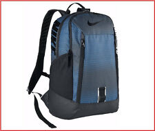 Nike ALPHA RISE ADAPT Laptop / Tablet Backpack - X-LARGE GRAPHIC BLUE Black =NEW
