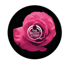 Body Shop ◈ BRITISH ROSE ◈ Instant Glow Body Butter Moisturiser Cream ◈ 200ml