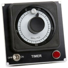 NEW Auto Reset Fryer Timer Replacement for HENNY PENNY 16602 20 MIN 120V