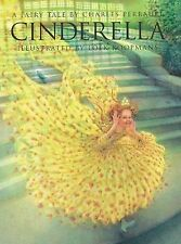 Cinderella by Charles Perrault (2002, Paperback) illustrated LOEK KOOPMANS