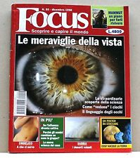 FOCUS [N. 50 - DICEMBRE 1996] (possibilità di spedizione a 2,00 euro)