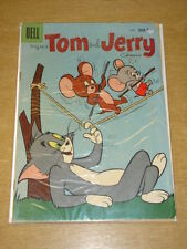 TOM AND JERRY COMICS #178 G/VG (3.0) DELL COMICS MAY 1959