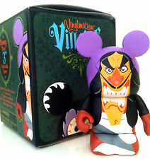 "DISNEY VINYLMATION 3"" VILLAINS SERIES 2 CAPTAIN HOOK PETER PAN PARK TOY FIGURE"