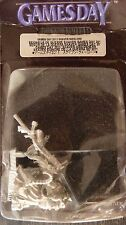 WARHAMMER FANTASY LIMITED EDITION GAMES DAY 2011 SKAVEN WARLORD MIB RARE OOP