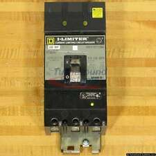 Square D FI36100 Circuit Breaker, 100 Amp, 200 kAIR, IF36100, Used