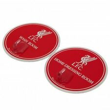 Liverpool FC Football Club Dressing Room Wash Hanging Robe Hooks LFC Official