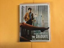 The Graduate (1967) Criterion Collection Blu-ray Dustin Hoffman FREE SHIP