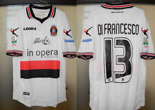 maglia shirt lanciano nr 13 di francesco new M match worn legea toppe lextra b