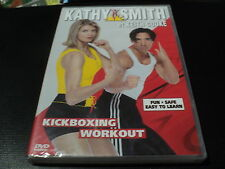 "DVD NEUF ""KICKBOXING WORKOUT"" Kathy SMITH & Keith COOKE"