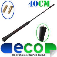 AN7602 40cm SAAB 93 9-3 CONVERTIBLE CAB Whip Mast Car Roof Aerial Antenna