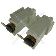 Hotpoint WM61N and WM61P Washing Machine Motor Carbon Brush And Holders X 2