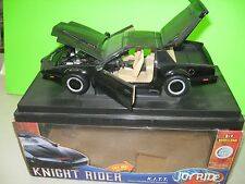 JOYRIDE KNIGHT RIDER K.I.T.T  1:18 BLACK KNIGHT INDUSTRIES TWO THOUSAND MICHAEL