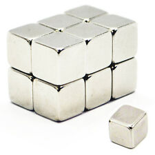 20pcs Neodymium Square 10MM x 10MM x 10MM Rare Earth Strong Magnet