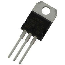 2 L4941BV STM Spannungsregler +5V 1A Low Drop Voltage Regulator TO-220 856020