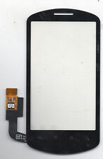VETRO+TOUCH SCREEN per HUAWEI IDEOS X5 U8800 PER DISPLAY LCD NERO RICAMBIO NUOVO