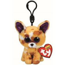 Ty Beanie Boos Pablo the Dog Clip Keychain