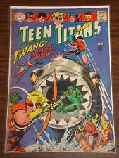 TEEN TITANS #11 VG (4.0) DC COMICS