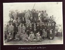 """VERA FOTO REAL PHOTO Compagnie générale transatlantique """" FRANCE """" 1920 12-137"""