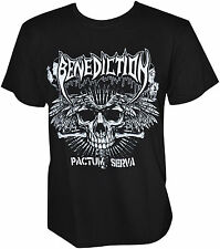 BENEDICTION Pactum Serva T-Shirt S / Small (o342) 162716