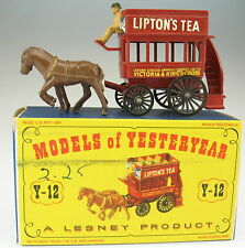 MATCHBOX Y-12 - Horse Bus - in OVP - with Box - Lesney Models of Yesteryear