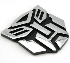 Transformers Autobots Emblem Decal Car Sticker (Small 6.5*6.5 cm)