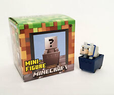Minecraft Minecart Series Mini Figure - Wolf in Minecart  *BRAND NEW*