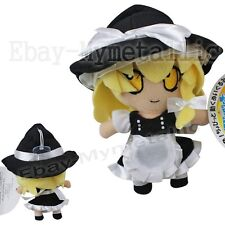"Anime Touhou Project Kirisame Marisa 19cm / 7.6"" Soft Plush Stuffed Doll Toy"