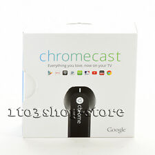 Google Chromecast Digital HD Media Streamer Player Internet TV/Video Streaming