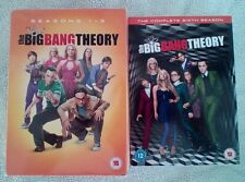 The Big Bang Theory Seasons One to Six / Series 1 - 6