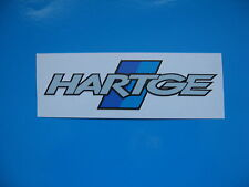 HARTGE STICKER/DECAL PERFORMANCE X2