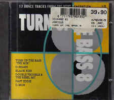 Turn Up The Bass-Volume 8  cd album