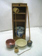 Tea Set Japanese Tea Ceremony Traditional Vintage #45