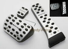 Mercedes Benz AMG Sporty Foot Pedals Fitment for C, E and GLK Class